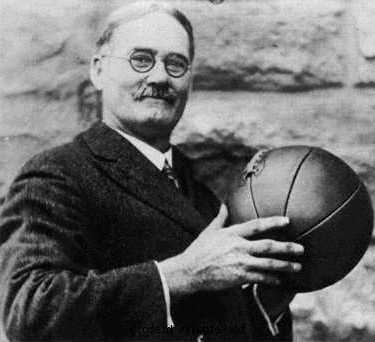 a brief history of basketball a game invented by dr james naismith Basketball was invented by james naismith in springfield, massachusetts the year was 1891, and as the story goes, naismith was asked to come up with an indoor game that offered fewer injuries than classic american gridiron football.