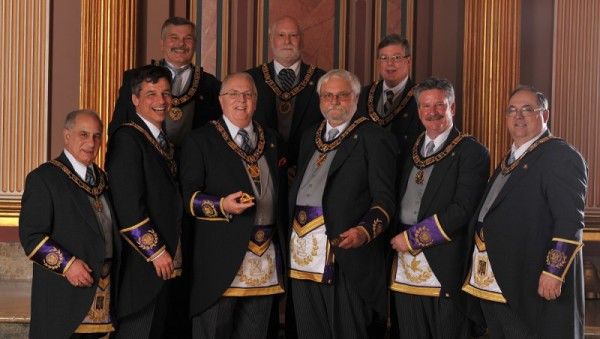 Appointed Officers, 2014-2016