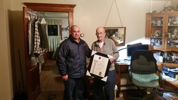 Bob Rodgers 55th Year Award